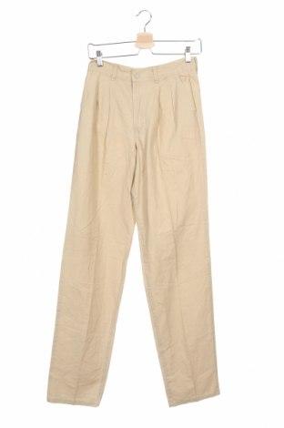 Мъжки панталон Lee Cooper, Размер XS, Цвят Бежов, Памук, Цена 18,50лв.