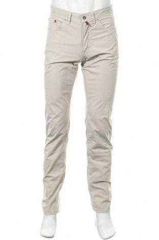 Мъжки панталон Pierre Cardin, Размер S, Цвят Сив, 98% памук, 2% еластан, Цена 18,06лв.