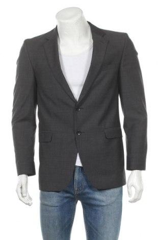 Ανδρικό σακάκι Strellson, Μέγεθος M, Χρώμα Γκρί, Τιμή 9,85€
