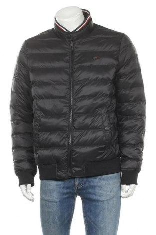 Ανδρικό μπουφάν Tommy Hilfiger, Μέγεθος XL, Χρώμα Μαύρο, Πολυεστέρας, Τιμή 185,05€