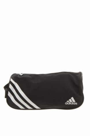 Несесер Adidas, Цвят Черен, Текстил, Цена 26,46лв.