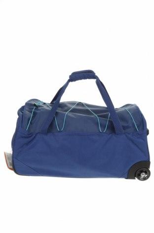 Τσάντα ταξιδιού American Tourister, Χρώμα Μπλέ, Κλωστοϋφαντουργικά προϊόντα, Τιμή 49,87€