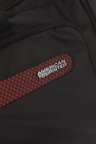 Пътна чанта American Tourister, Цвят Черен, Текстил, Цена 85,50лв.