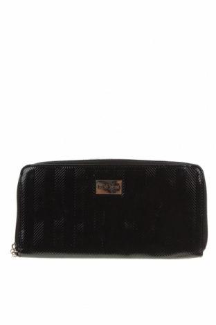 Портмоне Laura Jones, Цвят Черен, Еко кожа, Цена 8,82лв.