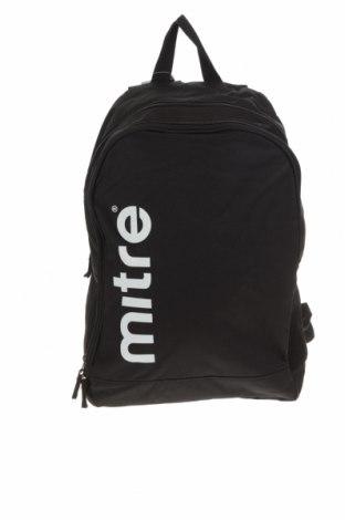 Раница Mitre, Цвят Черен, Текстил, Цена 39,69лв.