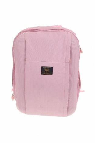 Раница Rivers, Цвят Розов, Текстил, Цена 22,05лв.