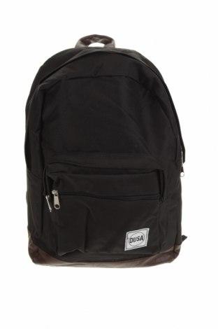 Раница за лаптоп, Цвят Черен, Текстил, еко кожа, Цена 28,93лв.