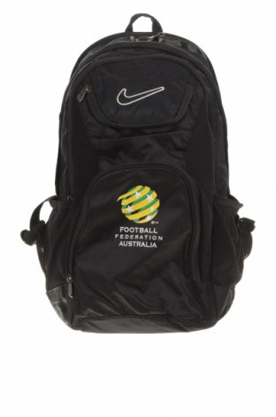 Раница за лаптоп Nike, Цвят Черен, Текстил, Цена 47,88лв.