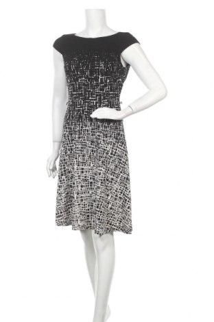 Рокля Anne Klein, Размер S, Цвят Черен, 95% полиестер, 5% еластан, Цена 50,40лв.
