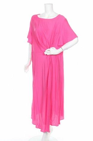 Φόρεμα Atmos & Here, Μέγεθος 3XL, Χρώμα Ρόζ , Πολυεστέρας, Τιμή 10,13€