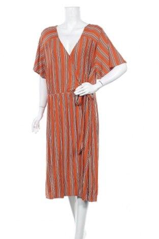 Φόρεμα Autograph, Μέγεθος 3XL, Χρώμα Καφέ, 95% βισκόζη, 5% ελαστάνη, Τιμή 16,37€