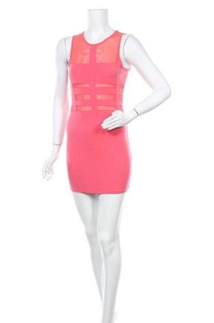 Рокля Blvd, Размер M, Цвят Розов, 96% полиестер, 4% еластан, Цена 34,44лв.