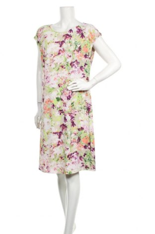 Šaty  Charles Vogele, Velikost XL, Barva Vícebarevné, 95% polyester, 5% elastan, Cena  379,00Kč