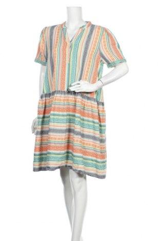 Рокля Culture, Размер XL, Цвят Многоцветен, Памук, Цена 28,35лв.