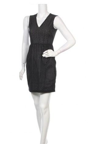 Рокля H&M, Размер S, Цвят Черен, Памук, Цена 14,40лв.