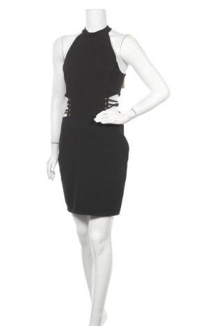 Рокля Lipsy London, Размер M, Цвят Черен, 90% полиестер, 10% еластан, Цена 41,06лв.