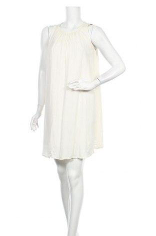 Φόρεμα Loft By Ann Taylor, Μέγεθος M, Χρώμα Εκρού, Βισκόζη, Τιμή 17,96€