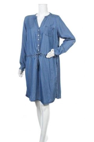 Рокля My Blue by Tchibo, Размер XL, Цвят Син, Лиосел, Цена 20,95лв.