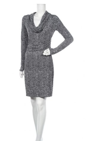 Рокля Nicole by Nicole Miller, Размер S, Цвят Сив, 95% полиестер, 5% еластан, Цена 14,70лв.