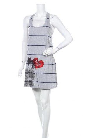 Рокля Outfitters Nation, Размер L, Цвят Сив, 5% памук, 25% полиестер, Цена 21,42лв.