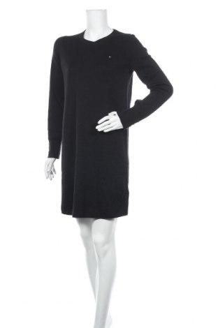 Φόρεμα Tommy Hilfiger, Μέγεθος S, Χρώμα Μαύρο, Βαμβάκι, Τιμή 97,42€