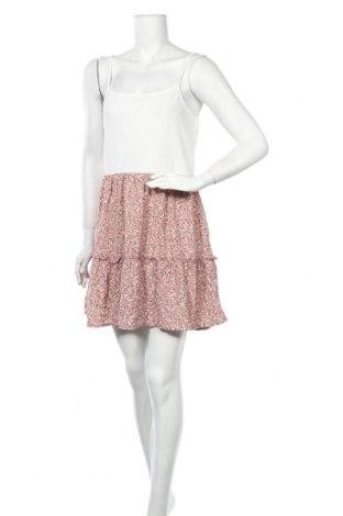 Рокля Valley Girl, Размер XL, Цвят Бял, Полиестер, еластан, Цена 18,06лв.