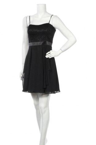 Рокля Vera Mont, Размер S, Цвят Черен, Полиестер, Цена 25,83лв.
