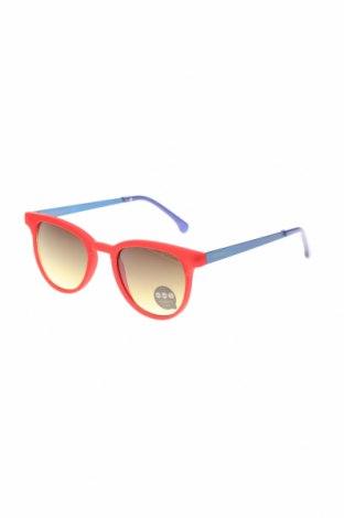 Γυαλιά ηλίου Komono, Χρώμα Κόκκινο, Τιμή 29,78€