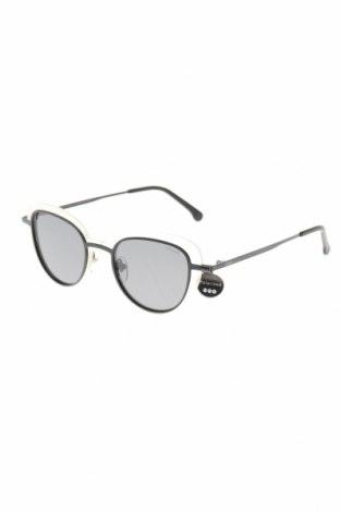 Γυαλιά ηλίου Komono, Χρώμα Γκρί, Τιμή 27,60€