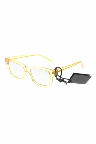 Γυαλιά ηλίου Komono, Χρώμα Κίτρινο, Τιμή 27,60€