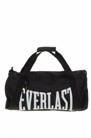 Спортен сак Everlast, Цвят Черен, Текстил, Цена 54,81лв.