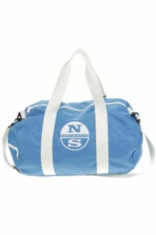 Τσάντα ταξιδίου North Sails, Χρώμα Μπλέ, Κλωστοϋφαντουργικά προϊόντα, Τιμή 44,43€