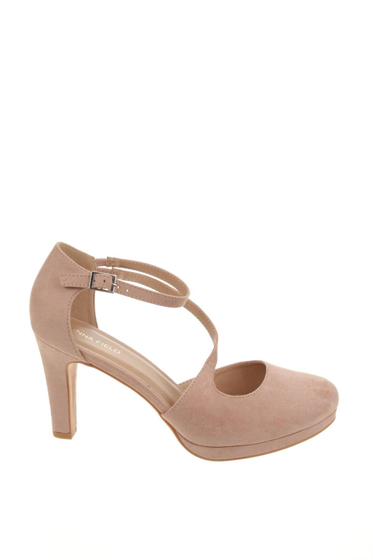 Дамски обувки Anna Field, Размер 41, Цвят Розов, Текстил, Цена 33,63лв.