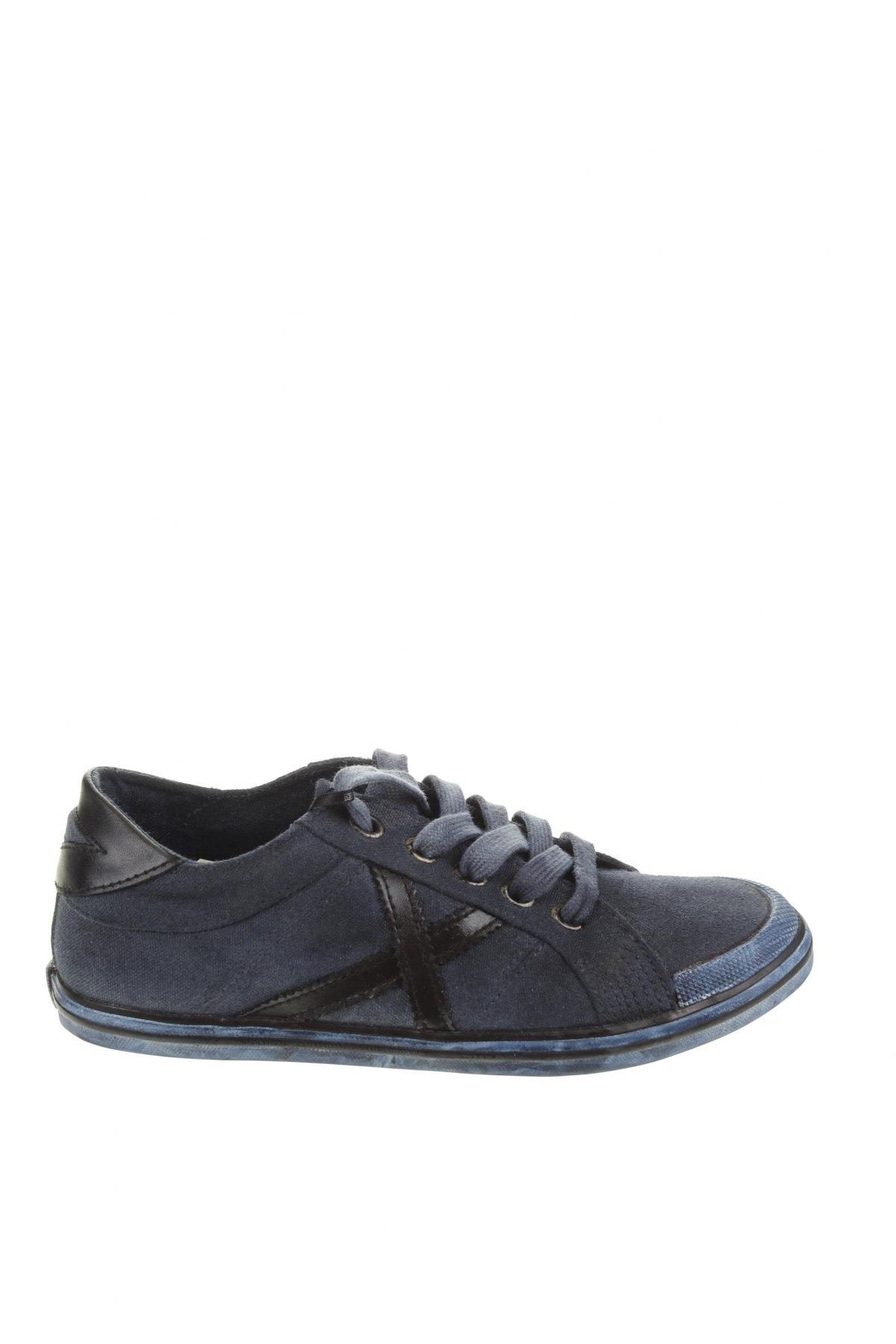 Дамски обувки Munich, Размер 36, Цвят Син, Текстил, Цена 55,47лв.