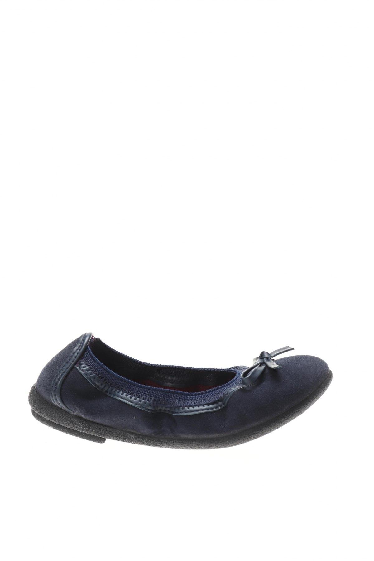Детски обувки Lola Palacios, Размер 25, Цвят Син, Текстил, еко кожа, Цена 15,19лв.