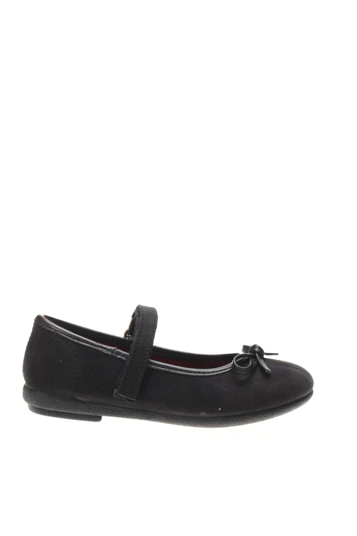 Детски обувки Lola Palacios, Размер 25, Цвят Черен, Текстил, еко кожа, Цена 13,70лв.