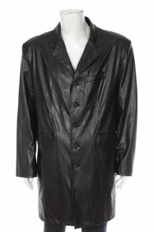 Palton de piele pentru bărbați Clockhouse