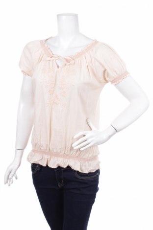 Дамска блуза Ac, Размер S, Цвят Екрю, Цена 4,80лв.