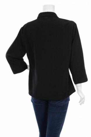 Γυναικείο πουκάμισο Adessa, Μέγεθος XL, Χρώμα Μαύρο, Πολυεστέρας, Τιμή 15,98€