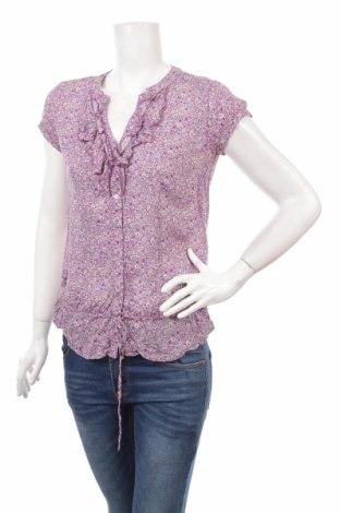 Γυναικείο πουκάμισο Camaieu, Μέγεθος S, Χρώμα Πολύχρωμο, Τιμή 11,86€