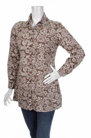 Γυναικείο πουκάμισο Gina Benotti, Μέγεθος S, Χρώμα Γκρί, Βαμβάκι, Τιμή 15,46€