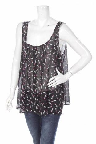 Дамска риза Torrid, Размер XS, Цвят Черен, 100% полиестер, Цена 4,50лв.