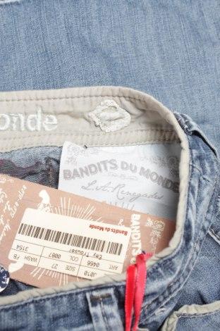 Дамски дънки Bandits Du Monde, Размер M, Цвят Син, Цена 3,10лв.