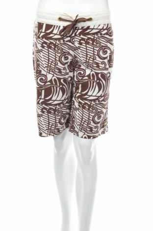 Γυναικείο κοντό παντελόνι Capricio, Μέγεθος L, Χρώμα Καφέ, Πολυεστέρας, Τιμή 2,71€