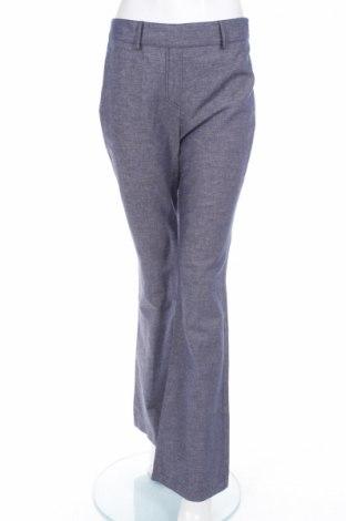 Дамски панталон Sandro Ferrone, Размер S, Цвят Син, 60% памук, 40% лен, Цена 25,76лв.