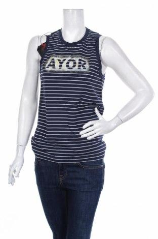 Γυναικείο αμάνικο μπλουζάκι Ayor
