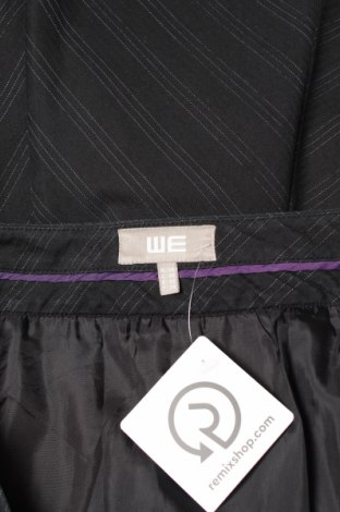 Пола We, Размер XS, Цвят Черен, 95% памук, 3% еластан, 2% полиестер, Цена 22,00лв.