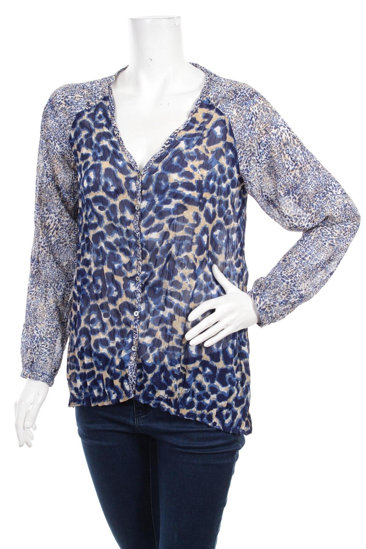 Γυναικείο πουκάμισο Best Connections, Μέγεθος S, Χρώμα Πολύχρωμο, Τιμή 20,10€