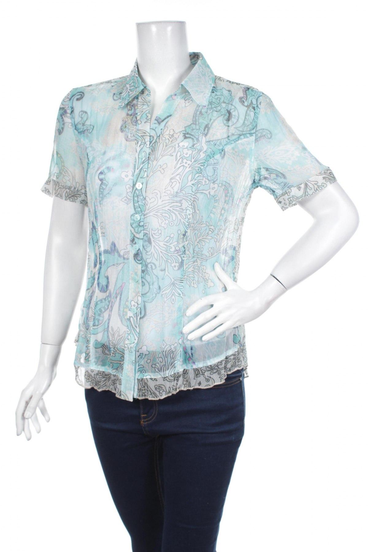 Дамска риза Bonita, Размер S, Цвят Многоцветен, Полиестер, Цена 39,44лв.