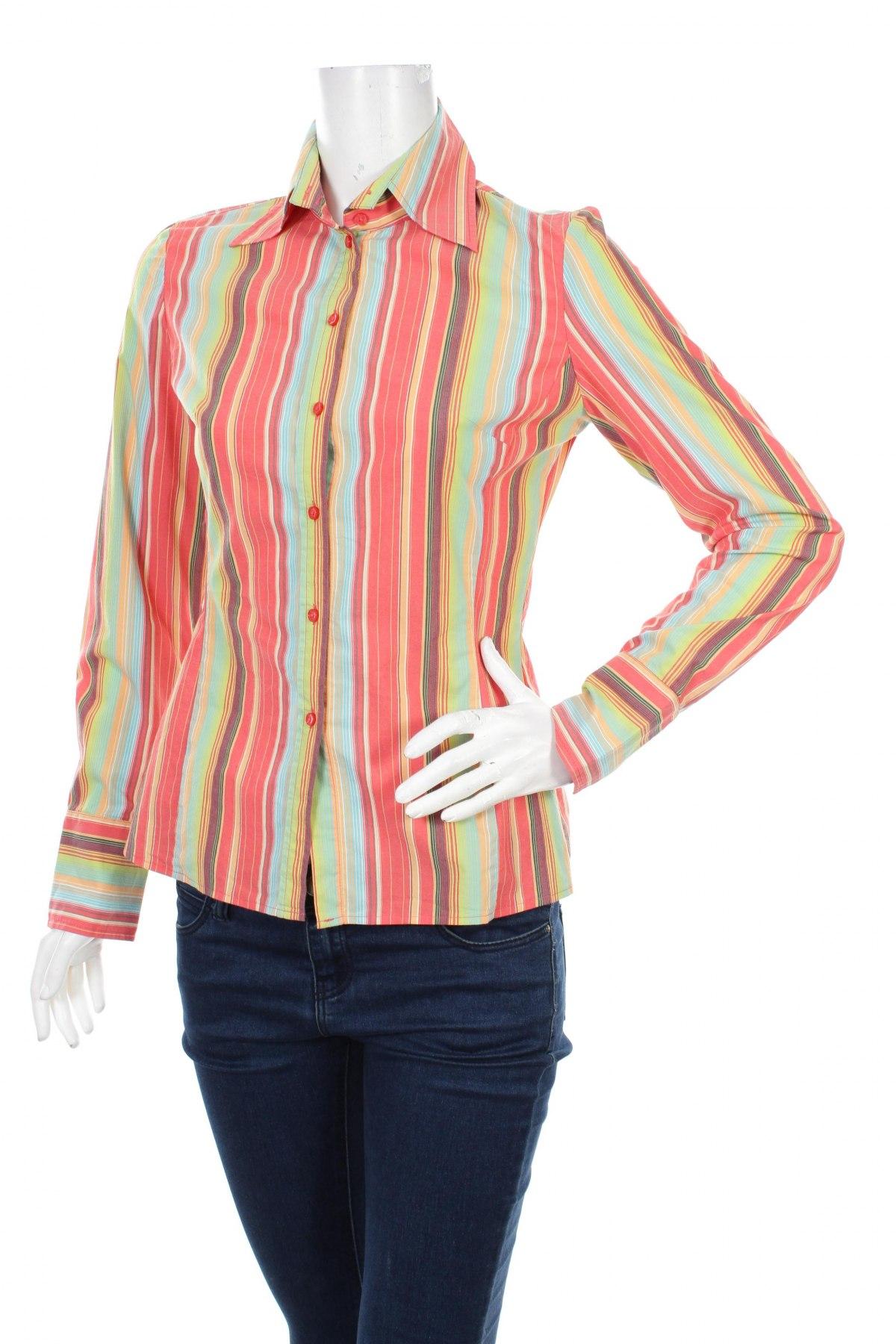 Γυναικείο πουκάμισο Mexx, Μέγεθος S, Χρώμα Πολύχρωμο, 65% βαμβάκι, 30% πολυαμίδη, 5% ελαστάνη, Τιμή 17,53€